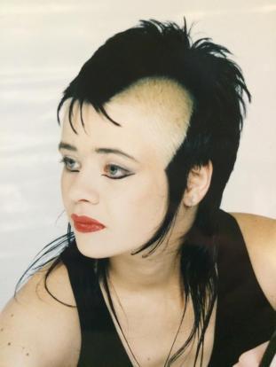 Wiel Essers' hair art